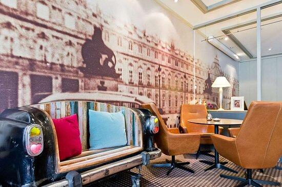Lobby | Hotel Neotel Stuttgart