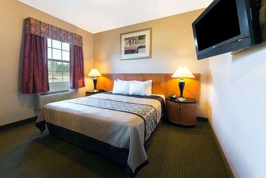 1 Queen Bed Suite