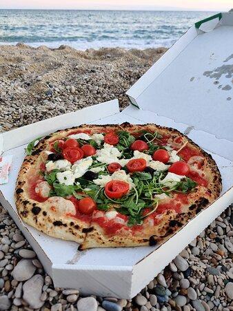 Des pizzas à tomber pour un prix très correct
