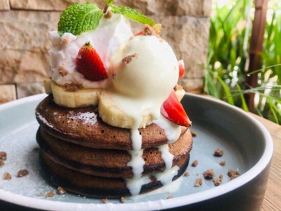 choco pancake