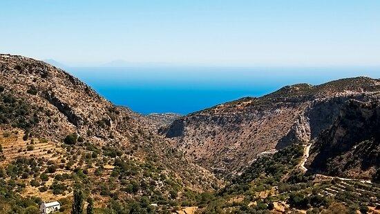 Anagennisis Restaurant Naxos | Magical View