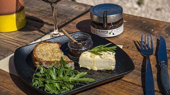 Saint-Marcellin IGP, Confiture d'olive noire et verte aix&terra