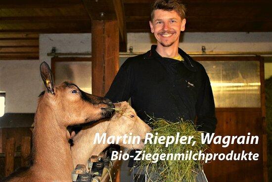 leckere Bio Ziegenprodukte aus der Region