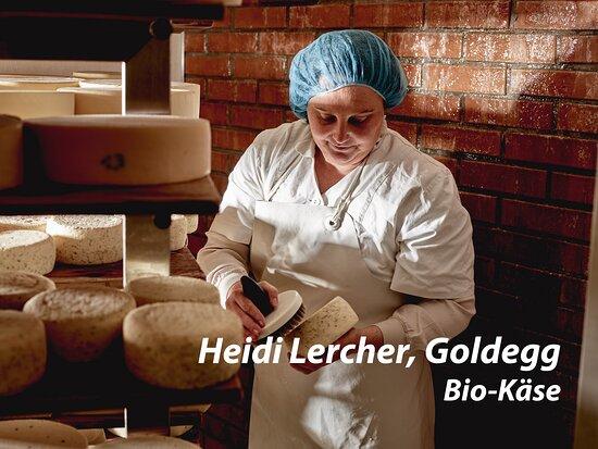 Bio Käsespezialitäten aus der Region