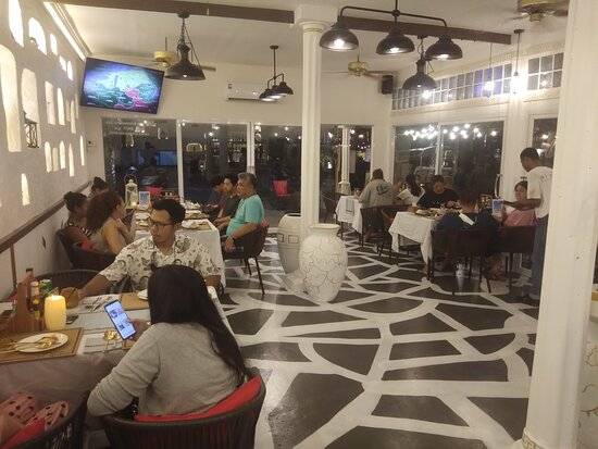 """Come and enjoy your favorite food in our new location in Klong Prao.  You will have a delightful experience and definitely you should try our variety of cheese in flames, the famous """"Saganaki flaming cheese""""."""