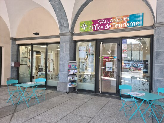 Office de tourisme de Sallanches