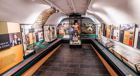 The Argyll and Sutherland Highlanders Regimental Museum
