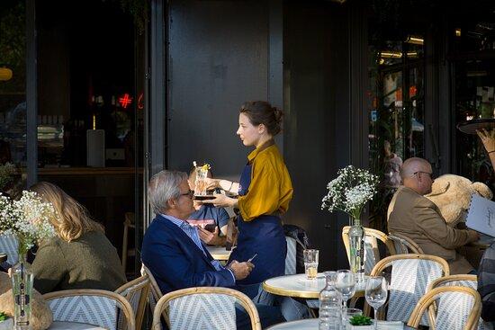 Restaurant Luxembourg - restaurant paris 6 - restaurant odéon - restaurant 75006 - saint michel restaurant - restaurant jardin du Luxembourg  (54)