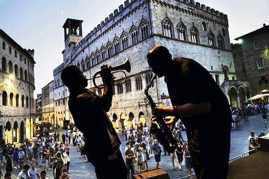 a due passi da Umbria Jazz