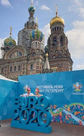 Чемпионат UEFA 2020/21 в Санкт-Петербурге