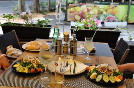 Medulin, Croatia: Golden Ring was one of the most delightful restaurants that I've ever seen