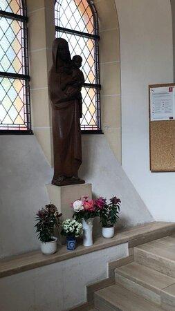 Katholische Kirche St. Marien Church kostol Flensburg