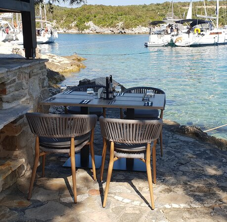 Can you imagine a better place for dinner?!🍽🥂🍾😀❤