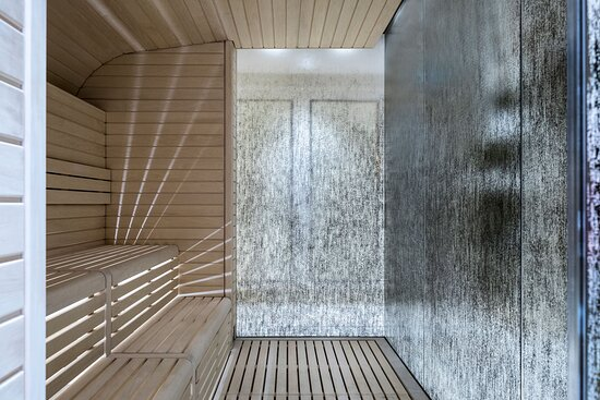 Sauna at The Lanesborough Club & Spa