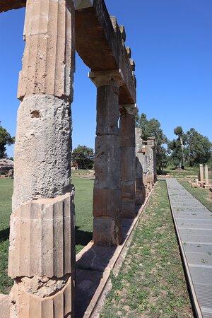 Tempel en museum