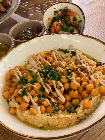 Hummus Original....tasty