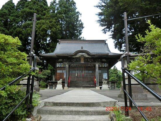 Tenno Shrine
