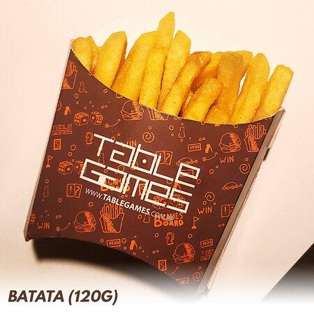 Batata Extra Crocante (120g).