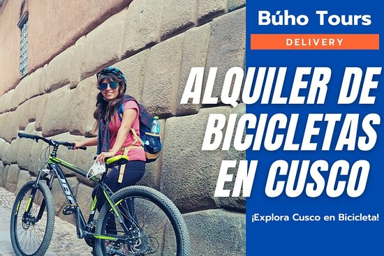 Alquiler & Tours en Bicicleta Cusco