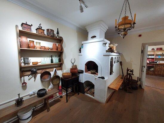 Кухня горожанина