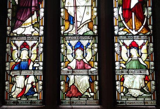 Grace Darling window