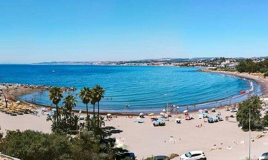 Lovely bay