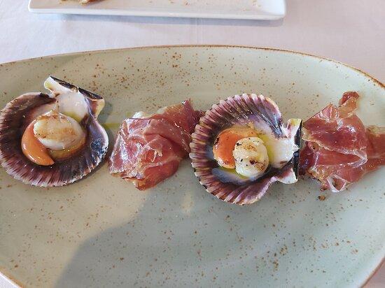 Los platos tienen muy buena pinta y están espectaculares.