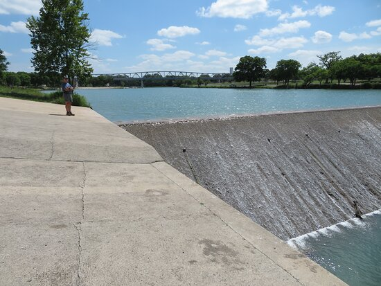 Kimble County River Park. May 2021