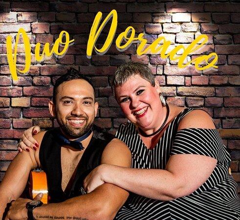 Duo Dorado at Nacho Daddy
