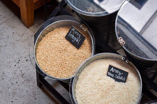 Ingredientes de calidad para tus platillos.