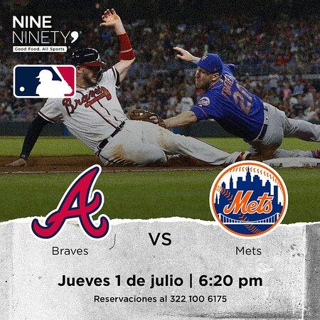 Este #jueves tienes que vivir toda la pasión de la mlb oficial en tu cóctel sport bar favorito, Nine Ninety 9. ⚾🔥 Checa los horarios y dinos en los comentarios, ¿quién es tu favorito para ganar? 👇🏻 #NineNinety9 #Sportbar #PuertoVallarta #MLB