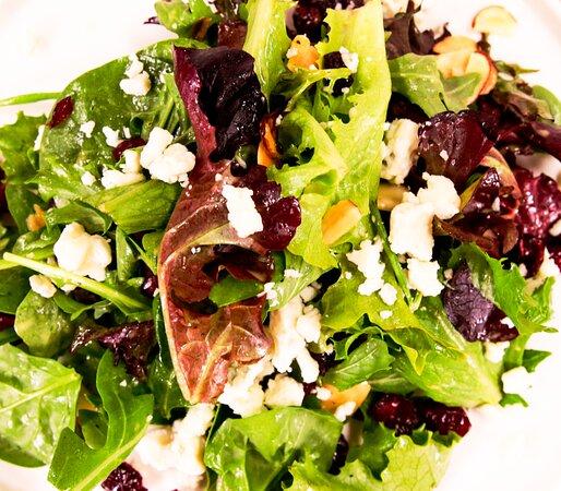 cranberry bleu salad