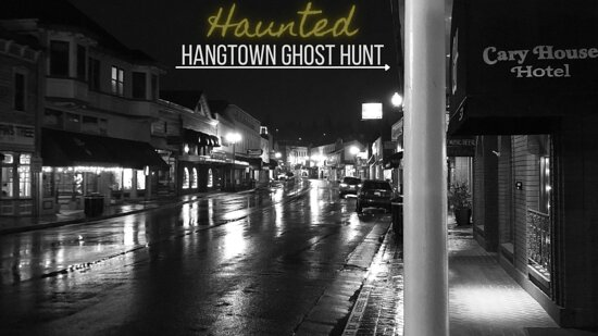 Haunted Hangtown Ghost Tours