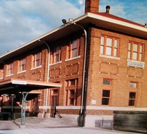 La Crosse Amtrak Station