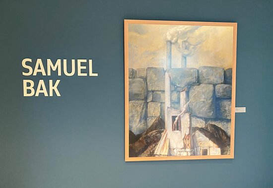 Samuel Bak Exhibit