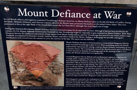 Historic sign.