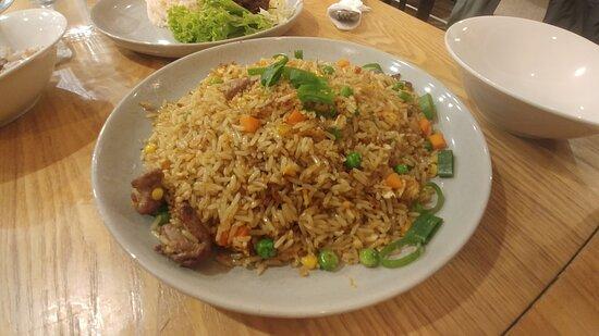 Lamb Nasi Goreng