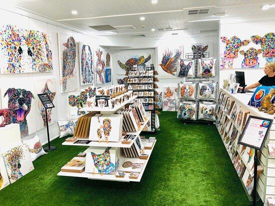 Tracey Keller Gallery - Noosa