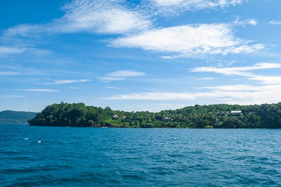 Stunning view from the boat! วิวสวยๆจากบนเรือ