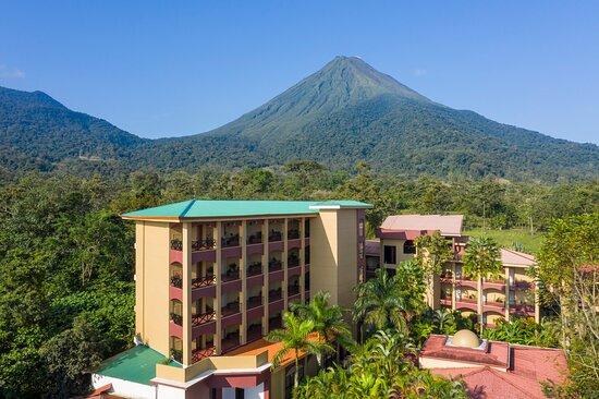 Building, Volcano View