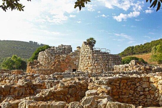 Walking Tour of Nuragic and Pre-Nuragic Civilization in Alghero