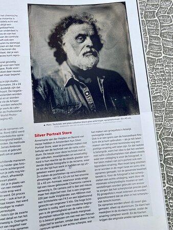 Publication in Focus Magazine