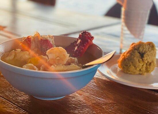Local eats in Punta Gorda