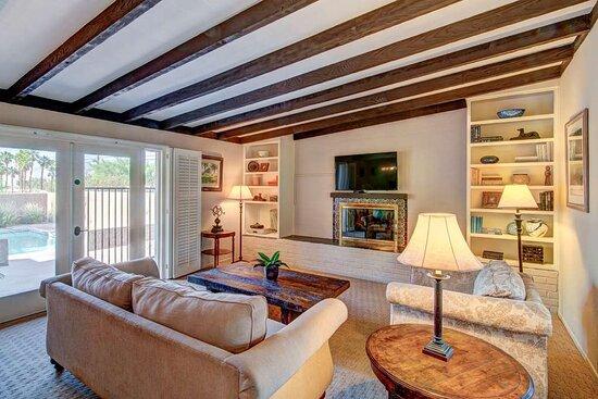 2 Bedroom Casita Living Area