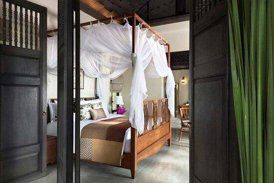 Bedroom in Anantara Seaview Pool Villa