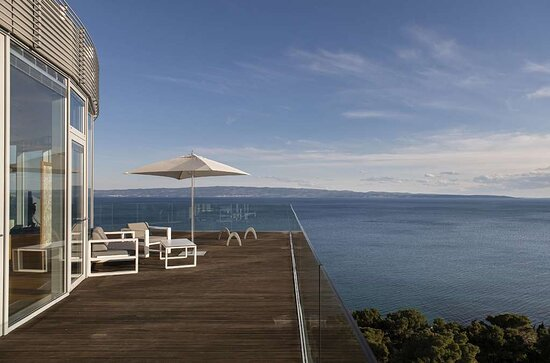 Penthouse Suite with Terrace - Panoramic Sea View
