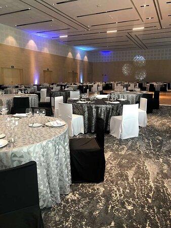 Galeria Plaza San Jeronimo Banquet Covid Layout