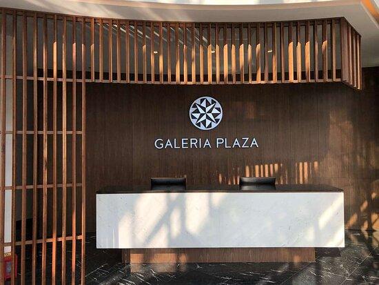 Galeria Plaza San Jeronimo Reception