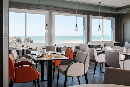 Best Western Hotel De La Plage - Sea