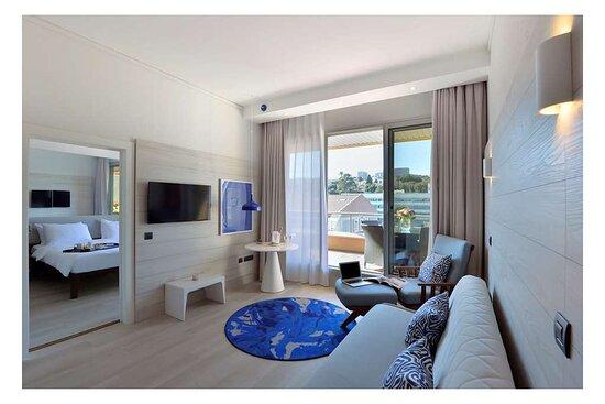 Junior Suite - Mountain view & terrace